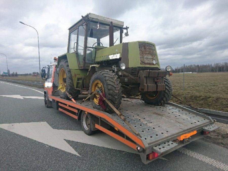 Topnotch Transport maszyn rolniczych pod kontrolą | Agri24.pl XM86